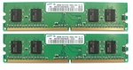 Samsung M378T3354Bz0 Memory For Dell PC's 256Mb Pc2-3200 Unbuffered/N