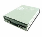 IBM 76H4091 floppy drive 1.4MB black 6888 and 8651 series