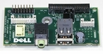 Dell W3300 Front I/O Panel with USB and Audio for Opti, Dim & PWS -
