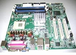 350286-004 HP Motherboard System Board For D240, Dx2000