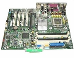 358701-001 HP Motherboard System Board For Xw4200, Xw6200 Xeon 800M