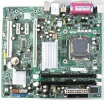 440567-001 HP Motherboard System Board For Dx2300