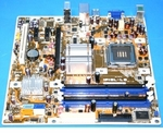 459163-001 HP Motherboard System Board For Dx2400