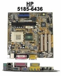 5185-6436 HP Motherboard System Board Lanai-Gla - Worldwide - New