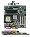 5185-6477 HP Motherboard System Board - Amazon Wula - New