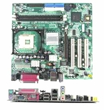5187-1081 HP Motherboard System Board Argon Ula Pentium 4 For Pavil