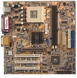 5187-1788 HP Motherboard System Board London Am35