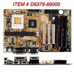 D637969000 HP Motherboard System Board Puma I For Pavilion 6350