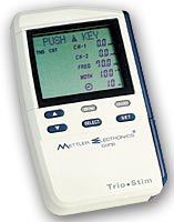 Trio*Stim Mettler Professional TENS, EMS, & Microcurrent Combo Unit
