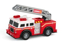 Daron FDNY Mighty Fire Truck With Light & Sound (RT8735)