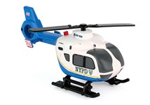Daron NYPD Mighty Helicopter With Light & Sound (RT8605)