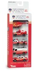 Daron RT8750 FDNY 5 Piece Vehicle Gift Set