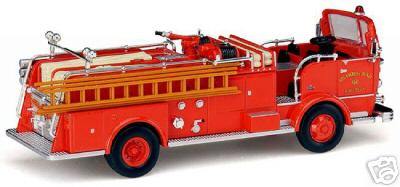 Code 3 Crown Pumper - LA County (12950)