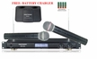"SINGTRONIC UHF-550 PROFESSIONAL RECHARGEABLE UHF SIGNAL WIRELESS MICROPHONE <font color=""#FF0000""><b><i>BEST SELLER</i></b></font>"