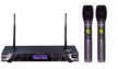 "SINGTRONIC UHF-1800 PROFESSIONAL DIGITAL PLL 1000 CHANNELS WIRELESS MICROPHONE <b><i><font color=""#FF0000"">MODEL: 2012 </font></i></b>"