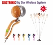 "SINGTRONIC BBS I30 PROFESSIONAL SINGLE WIRELESS MICROPHONE SYSTEM <font color=""#FF0000""><b><i>MODEL: 2017 SUPER STAR </i></b></font>"