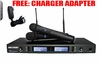 "SINGTRONIC UHF-1500 PROFESSIONAL WIRELESS MICROPHONE SYSTEM <font color=""#FF0000""><b><i>HIGHLY RECOMMENDED !</i></b></font>"