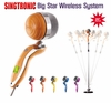 "SINGTRONIC BBS I30 PROFESSIONAL SINGLE WIRELESS MICROPHONE SYSTEM <font color=""#FF0000""><b><i>MODEL: 2013 SUPER STAR </i></b></font>"
