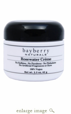 Rosewater Crème