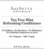 Tea Tree Mint Refreshing Conditioner