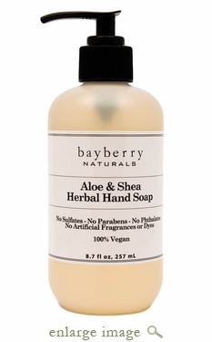 Aloe & Shea Herbal Hand Soap