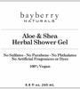 Aloe & Shea Herbal Shower Gel