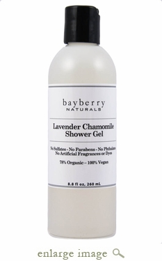 Lavender Chamomile Shower Gel