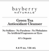 Green Tea Antioxidant Cleanser