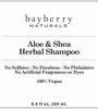 Aloe & Shea Herbal Shampoo