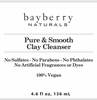 Pure & Smooth Clay Cleanser