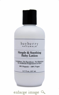 Simple & Soothing Baby Lotion