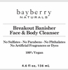 Breakout Banisher Facial Cleanser