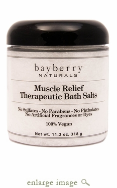 Muscle Relief Therapeutic Bath Salts