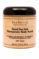 Dead Sea Salt Therapeutic Body Scrub