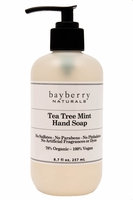 Tea Tree Mint Hand Soap