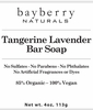 Tangerine Lavender Bar Soap