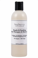 Simple & Soothing Baby Shampoo & Bodywash