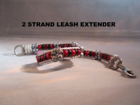 CUSTOMIZED-2-STRAND-LEASH-EXTENDER