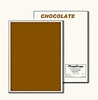 "Cut-N-Frost Chocolate Thick Icing Sheets 8x12"" 6/pkg"