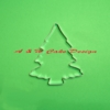 "5"" Tall Christmas Tree Cookie Cutter"