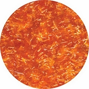 Orange Edible Glitter 1/4 ounce by CK Products