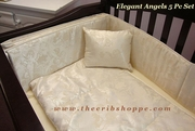 Angels Elegance 5 pc bedding set