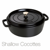 Shallow Cocotte