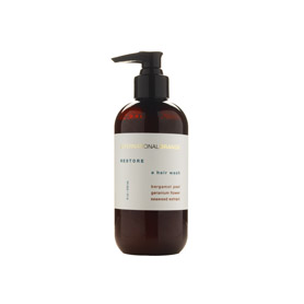 International Orange RESTORE Hair Wash 8oz