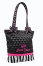 """""""Wild About Dance"""" tote bag"""