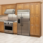 Harvest Maple Kitchen Cabinets - DISCONTINUED