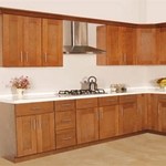 Autumn Shaker Kitchen Cabinets