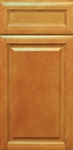 Honey Kitchen Cabinet
