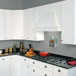 Dartmouth White Painted Kitchen Cabinets