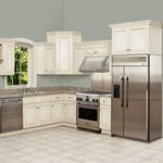 Tuscany Maple Kitchen Cabinets